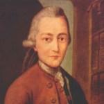 Proč německý básník Goethe chyběl u úmrtního lože svojí manželky?