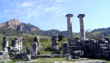 Starověké město Sardy.