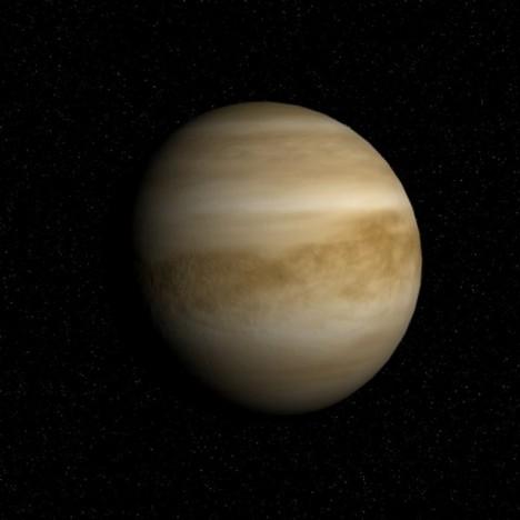 Skutečně Země Venuši připravila o její přirozenou družici?