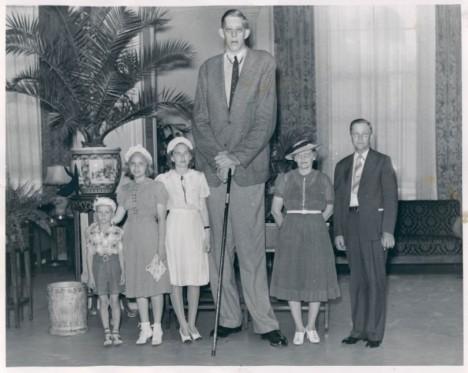 Robert s rodinou.