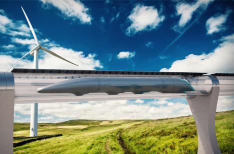 Nahradí jednou nadzvukové tubusy dnešní vlaky?