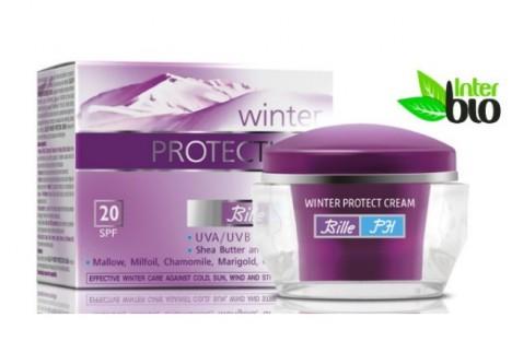 Hydratační krém Interbio s UV ochranou se o vaši pokožku dokonale postará.