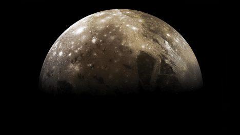 44 - 4 - Sonda bude na konci své mise obíhat měsíc Ganymedes
