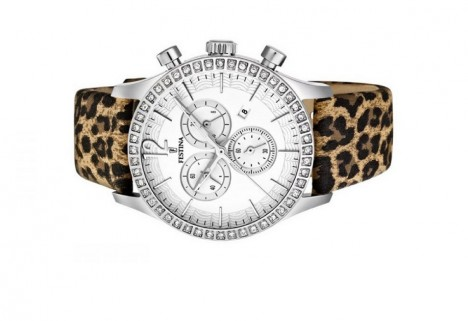 Design je důležitý. Co takhle zkusit hodinky odrážející duši vznešeného leoparda?