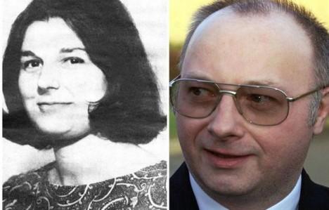 Oběť vraždy Wendy Sewellová a Stephen Downing, strávil 27 let ve vězení za vraždu, kterou nespáchal.