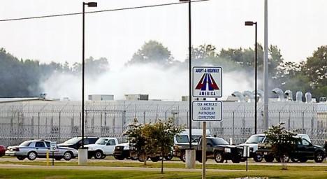 Věznice Adams County Correctional Center.
