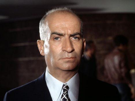 Prod DB © DR Louis DE FUNES, (Louis Germain de Funs de Galarza) acteur franais (1914-1983) portrait
