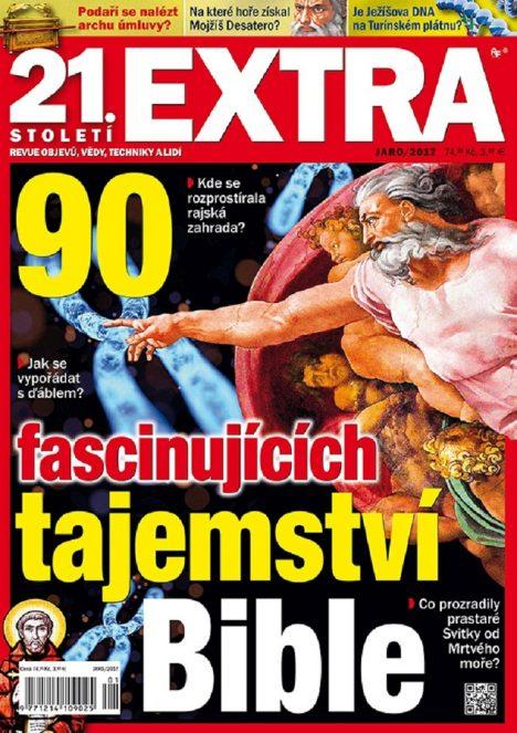 5 - Více o záhadách Bible se dočtete v novém vydání časopisu 21.STOLETÍ - EXTRA