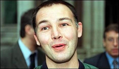 Peter Fell je šťastný, že se po 17 letech vyšel z vězení.