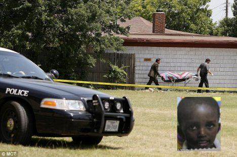 Policie odváží tělo Sida Osmany.
