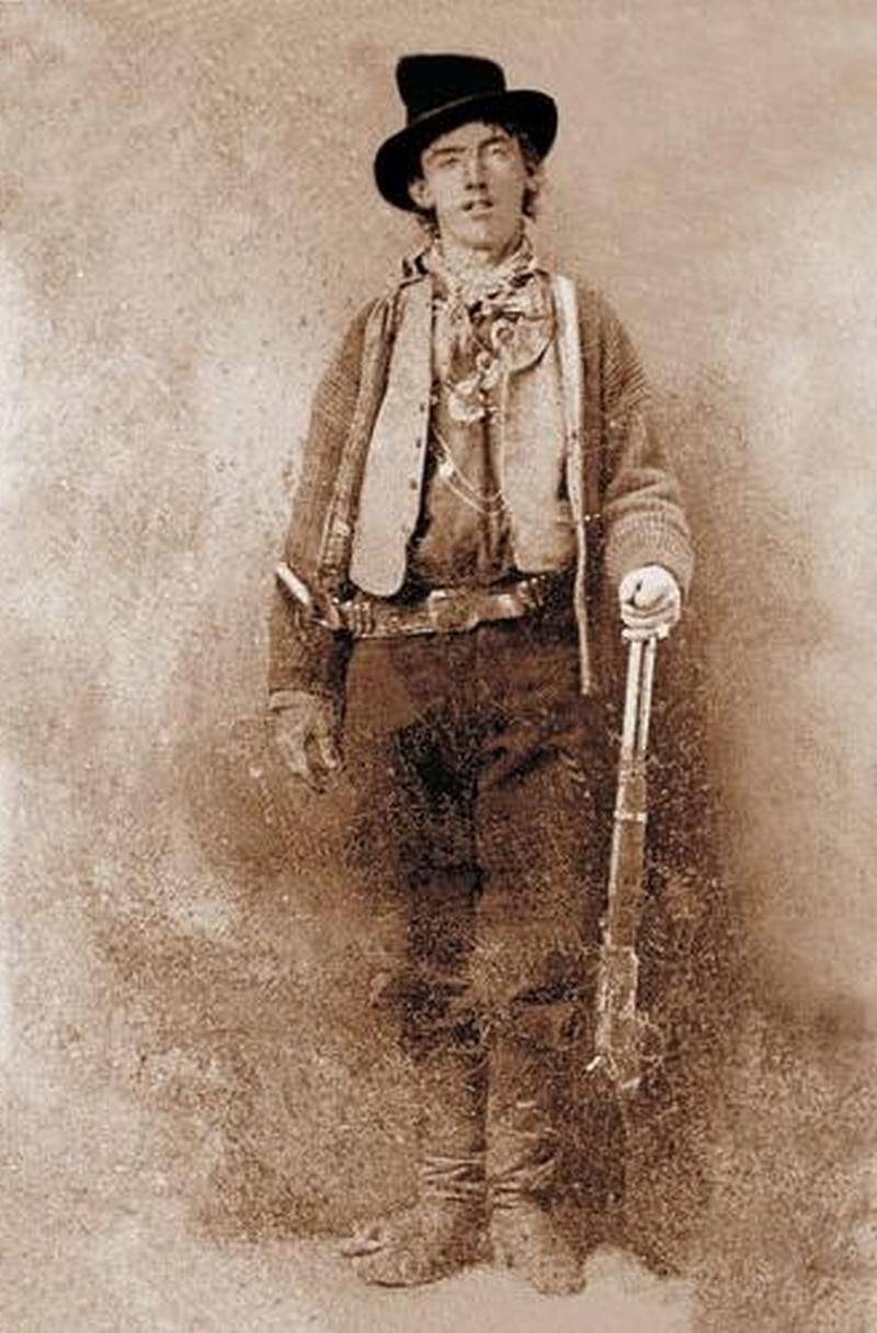 Billy, hrdina divokého západu, je několikanásobný vrah...