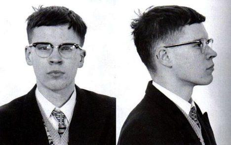 Peter Woodcock.