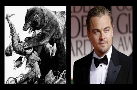 V novém filmu hraje roli Glasse Leonardo DiCaprio