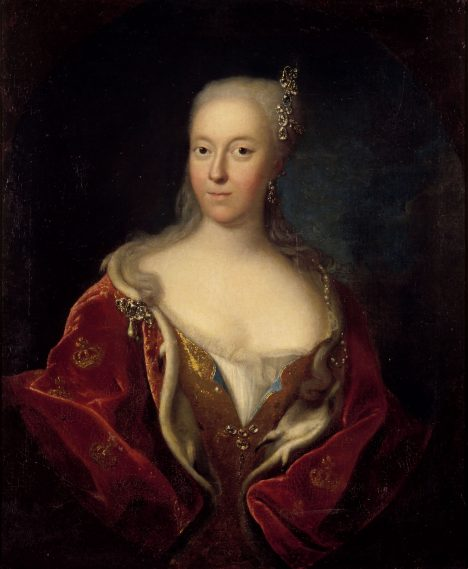 Anna Sofie Reventlowová je mladší o 22 let a král se do ní vášnivě zamiluje.