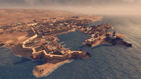 Alexandrijská zátoka se před mohutnou vlnou tsunami stávala častým cílem obchodníků.