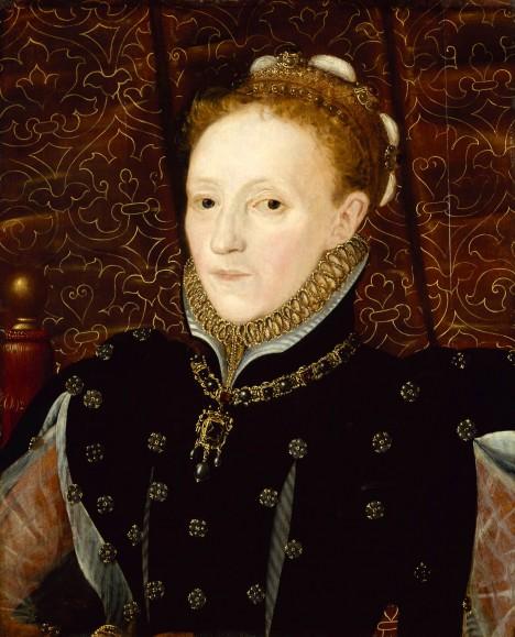 Anglická královna Alžběta I. nakonec podlehne nátlaku obchodníků a povolí jim založení společnosti.