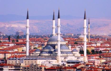 Ankara je ještě starší než Istanbul.