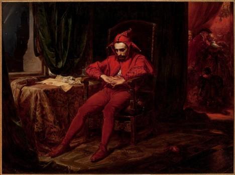 Aragonského krále neúmyslně zabije jeho vlastní šašek.