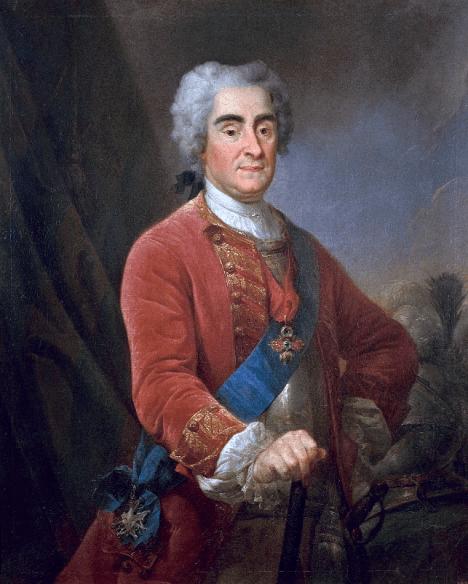 August II. Silný nenechá na pokoji žádnou sukni ve svém okolí.