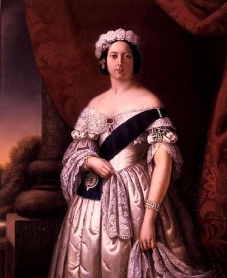Britská královna Viktorie si čaj oblíbí a Liptona povýší do šlechtického stavu.
