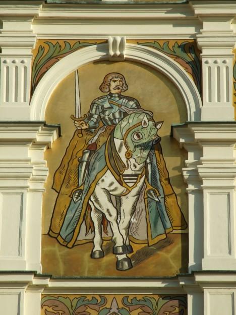 Budoucí král Jiří z Poděbrad si vybere svoji druhou manželku velmi dobře.