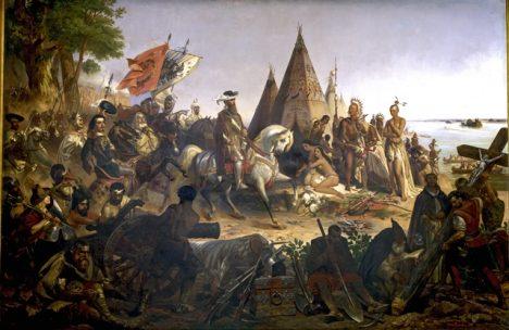 Colonización de América_640