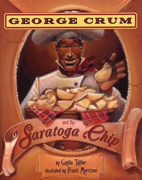 Crumovy Saratoga Chips slaví u zákazníků obrovský a naprosto nečekaný úspěch.