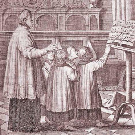 Děti u jezuitů dostanou vzdělání i péči.