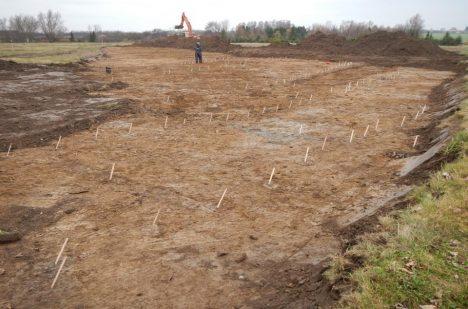 Archeologické naleziště.