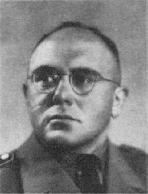 O ukrytí se postaral Emil Klein.