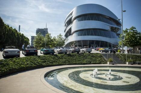 V uplynulých deseti letech navštívilo muzeum více než 7,1 milionu návštěvníků.