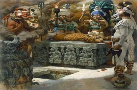 Mezi oběťmi nechyběla ani nevinná zvířata. Byli tím bohové uspokojeni?