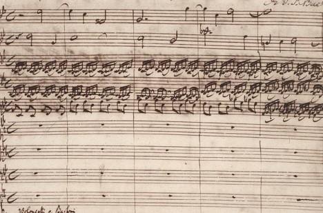 Některé notové zápisy prý vůbec nenapsal Bach. Je autorem řady jeho významných děl Anna Magdalena?