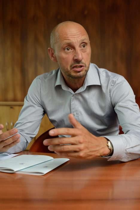Ing. Petr Budiš, Ph.D., generální ředitel I.CA.