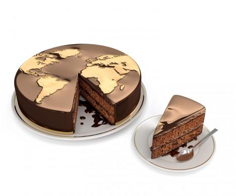 Nejvíce kakaových bobů se v současnosti rodí na africkém Pobřeží slonoviny. Putuje odtud 1,51 milionu tun kakaa ročně.