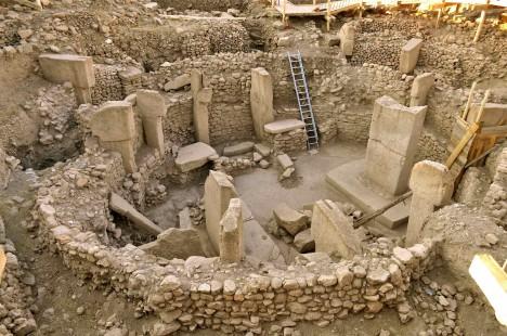 V tureckém Göbekli Tepe objevili archeologové chrám starý více než 10 000 let.