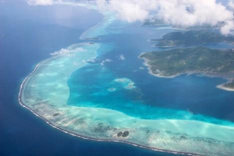 Odborníci odhadli hodnotu jednoho kilometru korálových útesů v Jihočínském moři na 6 750 000 korun v závislosti na turistickém ruchu.