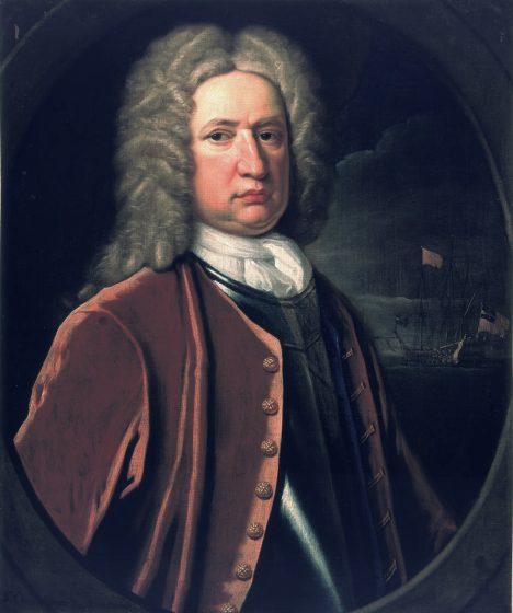 Britský kapitána Charles Wager se pokusil loď naloženou zlatem zajmout, docílil ale jen toho, že San José potopil.