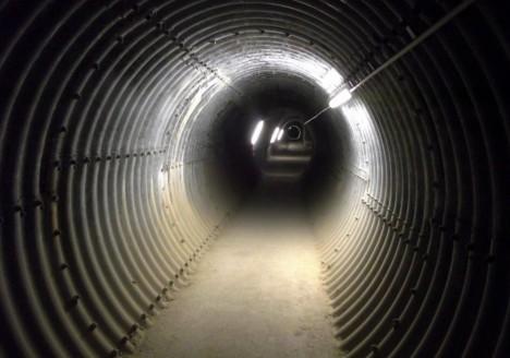 Nově objevené prostory byly prázdné a beze stop po radiaci.