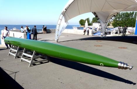 Raketový pohon vytvářející efekt superkavitace má v současnosti třeba ruské torpédo nazývané Škval.