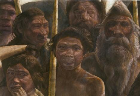 Záhadnými předchůdci člověka jsou Denisované, kteří zanechali stopu mezi dnešními domorodými kmeny v Oceánii či Austrálii.
