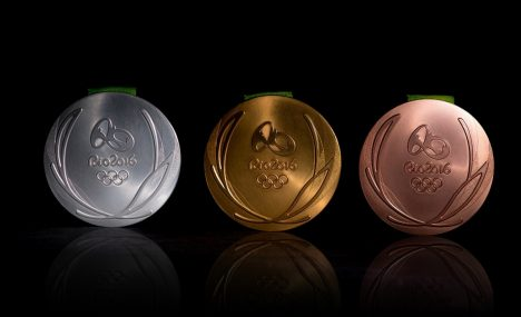 Medaile z posledních letních her v Riu obsahují také roztavený kov z elektronického odpadu.