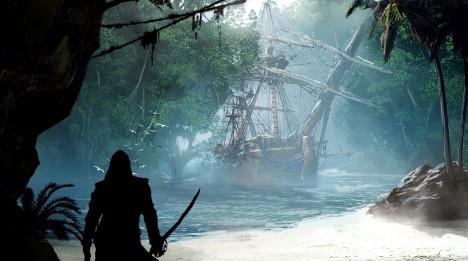 Piráti, kterým při dopadení hrozil trest smrti, si za své základny často vybírali zátoky u zastrčených ostrůvků s přístupem k pitné vodě.