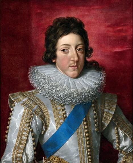Francouzský král Ludvík XIII. podává v roce 1616 na hostině poprvé vařené brambory.