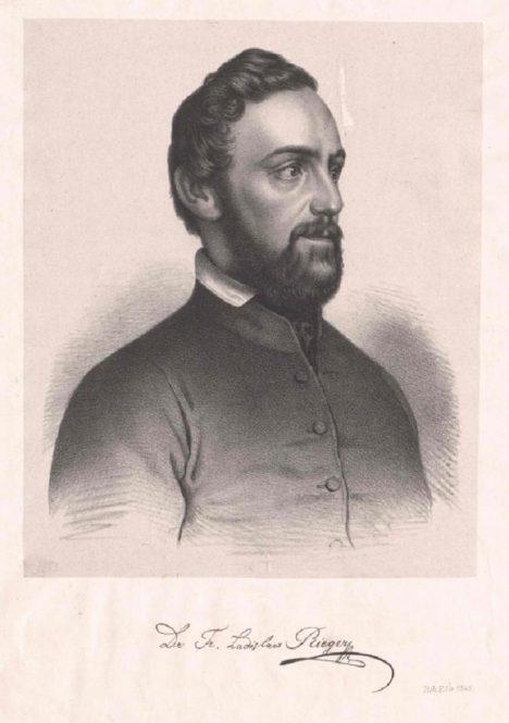 František Ladislav Rieger se dostává do hledáčku policie kvůli svým stykům s polským revolucionářem.