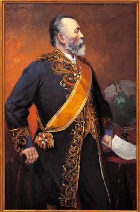 Generální poštmistr Rakouska Heinrich von Stephanpřijde v roce 1865 se zajímavým nápadem - korespondenčním lístkem.