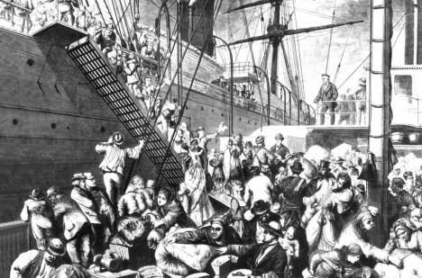 Pochází hamburgery od německých imigrantů cestujících na lodích do Ameriky?