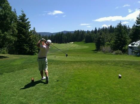 2. golf - 274,3 km/h