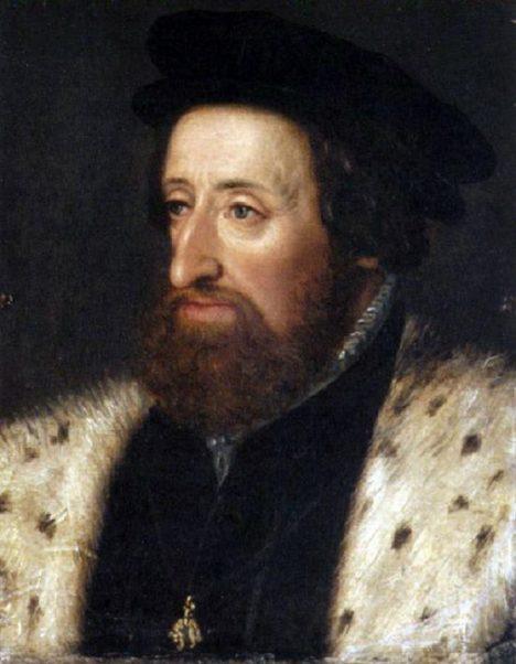 Habsburský císař Ferdinand I. si pozve jezuity do Čech. Chce, aby zatočili s kacíři.