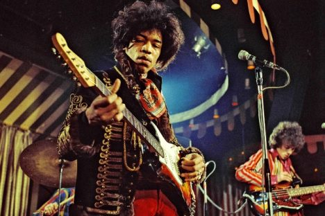 Nikdo nedokáže napodobit zvuk kytary Jimiho Hendrixe.